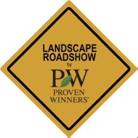 Landscape Roadshow Sign